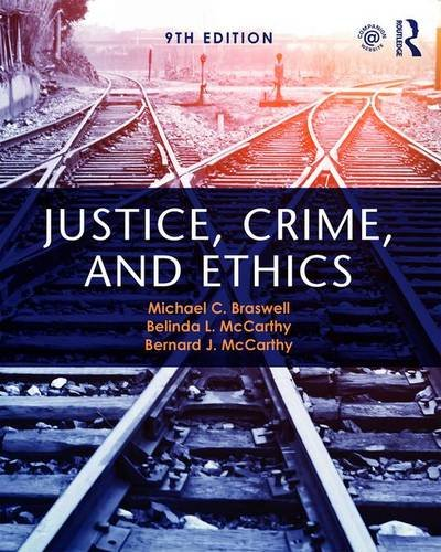 113821020X - Justice, Crime, and Ethics