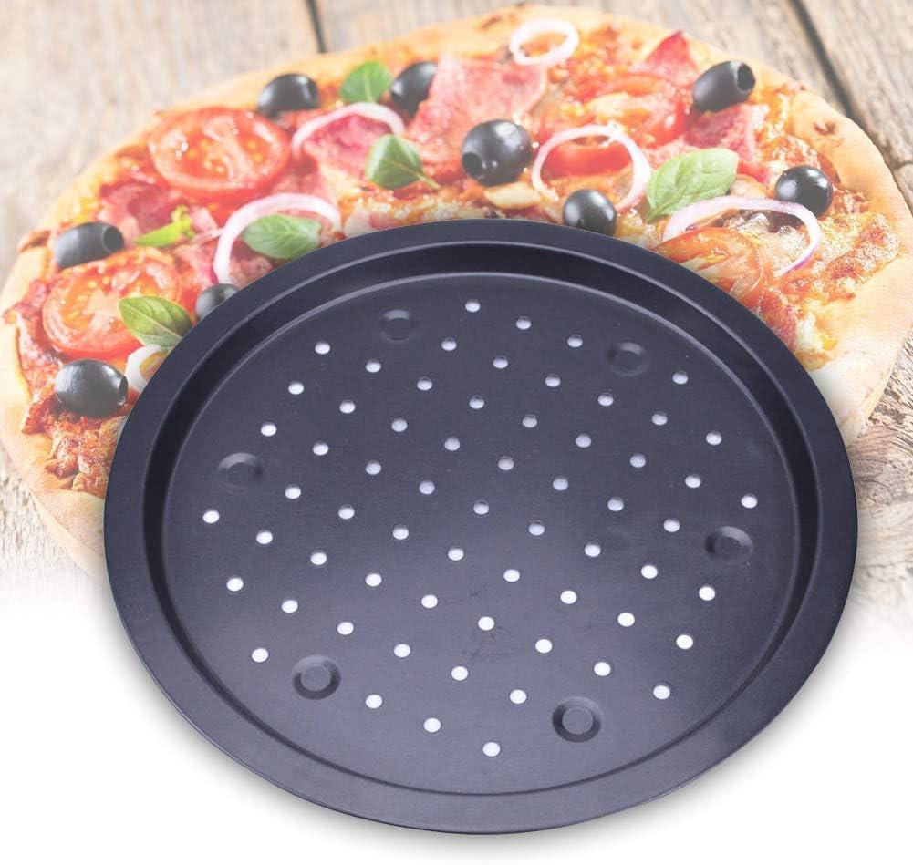 Four /à Pizza Verdelife Moule /à Pizza Moule /à G/âteau Rectangulaire Plaque /à Pizza De Cuisine Plaque /à Pizza Antiadh/ésive Plaque /à Pizza en Acier Au Carbone
