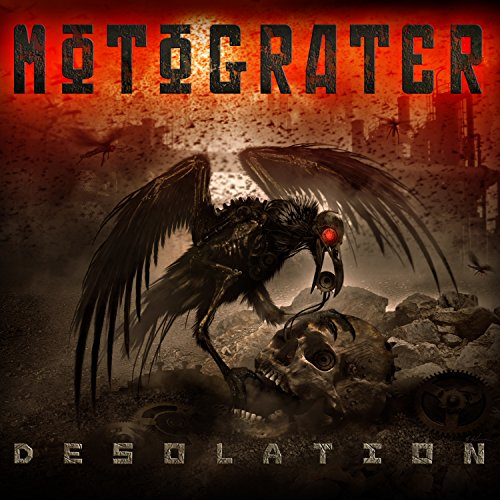 Motograter - Desolation - CD - FLAC - 2017 - BOCKSCAR Download