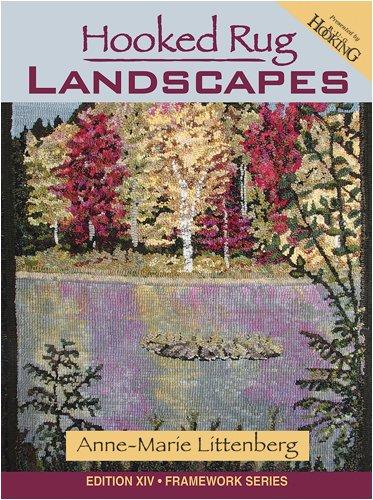Hooked Rug Landscapes (Framework) by Stackpole Magazines