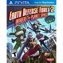 Earth Defense Force 2: Invaders