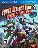 Xseed Earth Defense Force 2 Invaders From Planet Space - PlayStation Vita