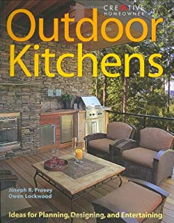 outdoor kitchens a do it yourself guide to design and construction rh amazon com