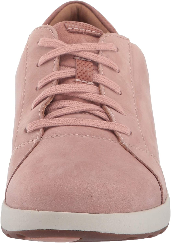 Clarks Womens Un Adorn Lace Sneaker
