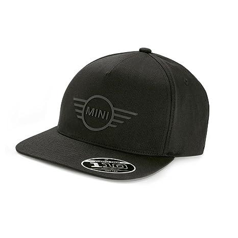 Amazon.com  MINI 3D Wing Logo Cap - Black  Automotive a2db024f89f8