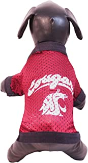 product image for NCAA Washington State Cougars Athletic Mesh Dog Jersey