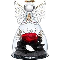 Forever Rose Gift - Birthday Gift Eternal Flower Rose- Children's Day Gift Never Withered Roses - Handmade Preserved…