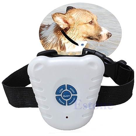 Qiman - Collar de corteza ultrasónico - dispositivo de bloqueo ...