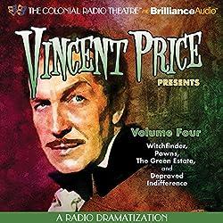 Vincent Price Presents, Volume Four