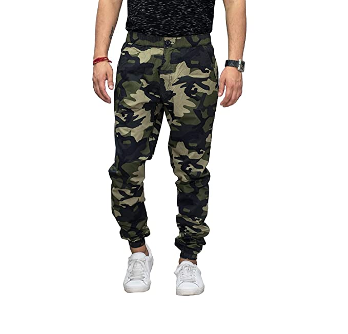 clearance best place newest Vbirds Boy's Military Camouflage camo Army Slim fit Joggers ...