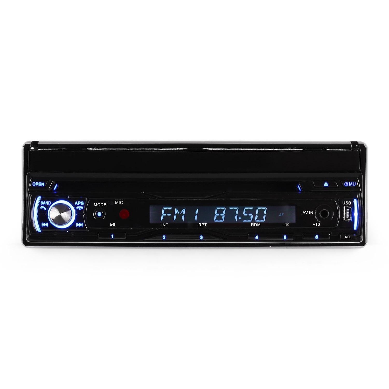 Begeistert Tragbare Audio Spielen Gerät Multimedia Player Host Auto Auto Stereo Audio In-dash Fm Aux Eingang Empfänger Sd Usb Mp3 Radio Player Mp3-player