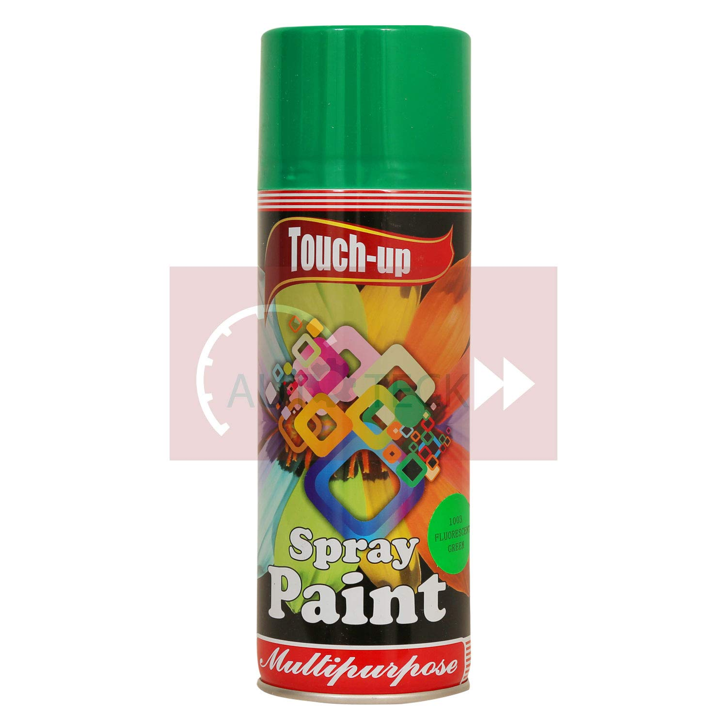 Touch Up: Aerosol Spray Paint (Fluorescent Green) Ready-to-Use Car Bike Spray Painting Home & Furniture Spray Paint 400 ML product image