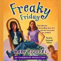 Freaky Friday Audiobook by Mary Rodgers Narrated by Susannah Fellows