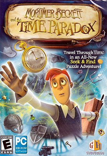 Encore Software Mortimer Beckett and the Time Paradox for Windows for Age - All Ages (Catalog Category: PC Games / Adventure )