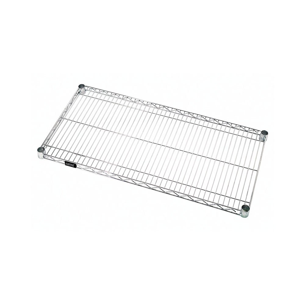 Quantum Additional Shelf for Wire Shelving System - 36in.W x 12in.D, Model# 1236C