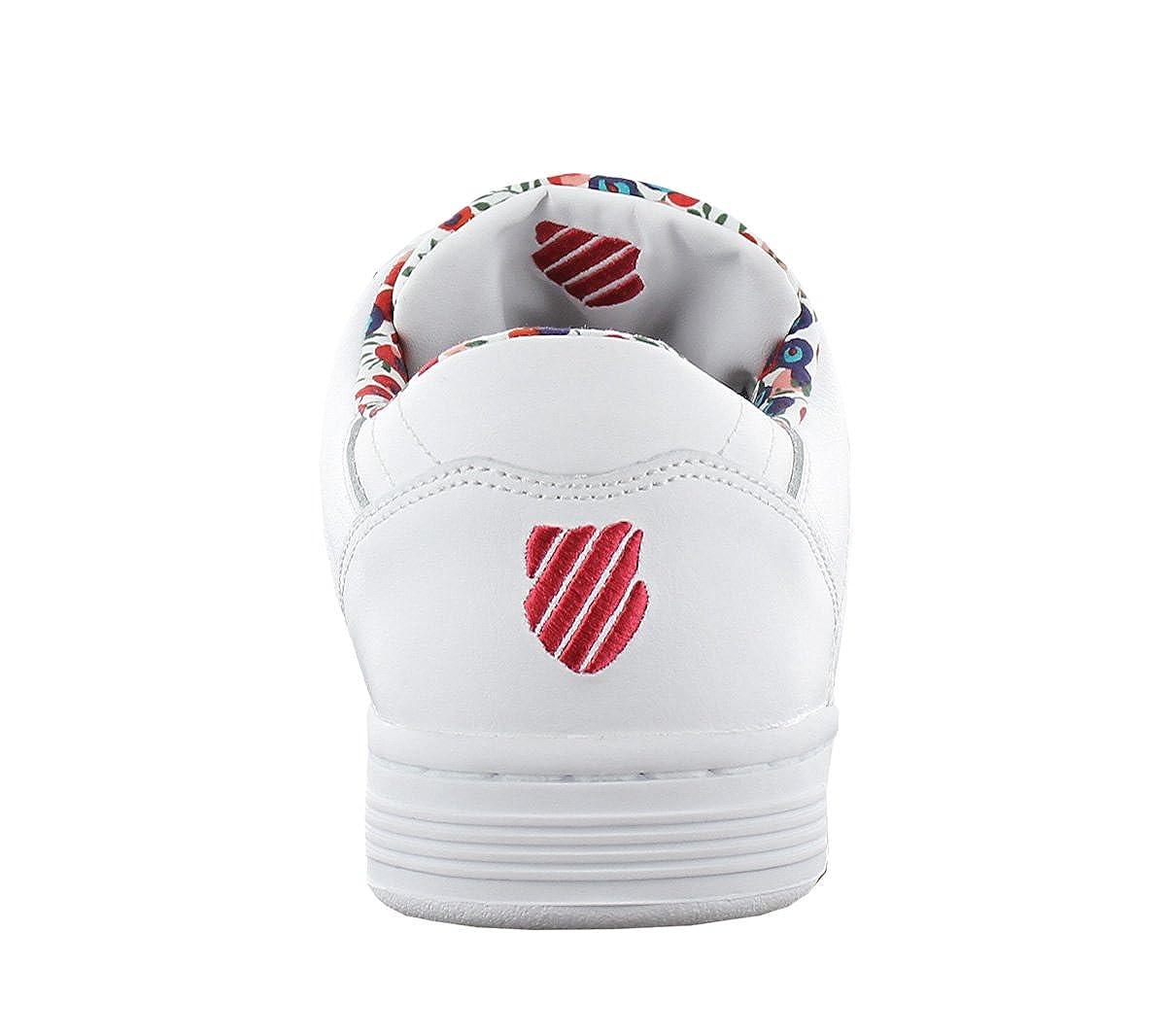 K-Swiss Lozan Damen III TT Liberty Damen Lozan Sneaker mit drehbarer Zunge – Limited Edition - Fashion Sneaker Turnschuhe Sportschuhe Mehrfarbig 9a70b9