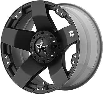 """XD-Series Rockstar XD775 Matte Black Wheel (18x9""""/6x135mm)"""
