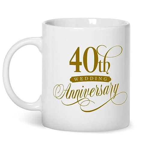 Geschenke fur 40 hochzeitstag