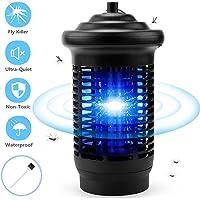 VOKSUN Lámpara Anti Mosquitos, 15W UV Electrico Mata