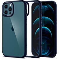 Spigen iPhone 12 Pro Max Case Ultra Hybrid - Navy Blue