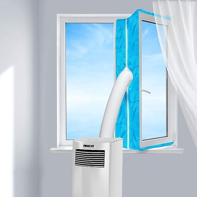 Aozzy AirLock 100 - Aislamiento de Ventanas para aparatos de Aire ...