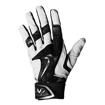 Nike MVP Elite Pro 2.0 Batting Glove Anthracite/Gray Small GB0399-061S