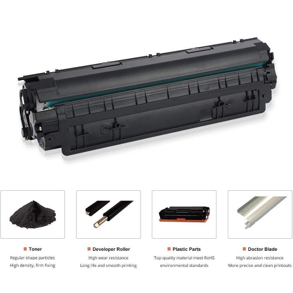 Cool Toner Compatible Toner Cartridge HP 83A CF283A MFP
