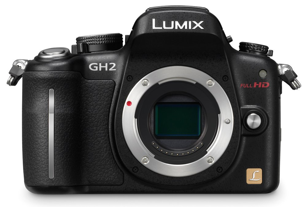 Panasonic Lumix DMC-GH2 Review