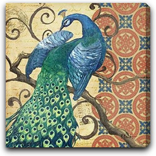 Peacocks Splendor II by Paul Brent - 30