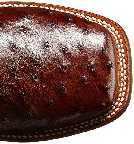 Dan Post Mens Alamosa Western Boot Chocolate