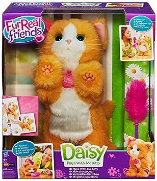 Furreal Friends - Peluche Daisy, mi gatita juguetona (Hasbro A2003E35)