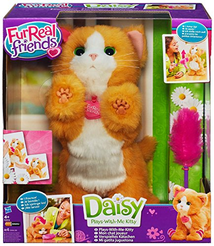 579 opinioni per Fur Real Friends A2003E35- Gattina Daisy, Marrone/Bianco