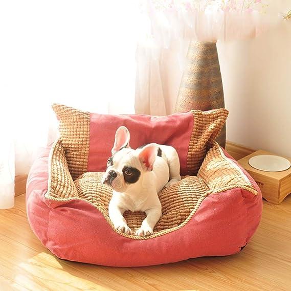 Love pets Perrera Cama de Perro extraíble y Lavable Otoño e Invierno Nido de Mascota Caliente Perro pequeño: Amazon.es: Productos para mascotas