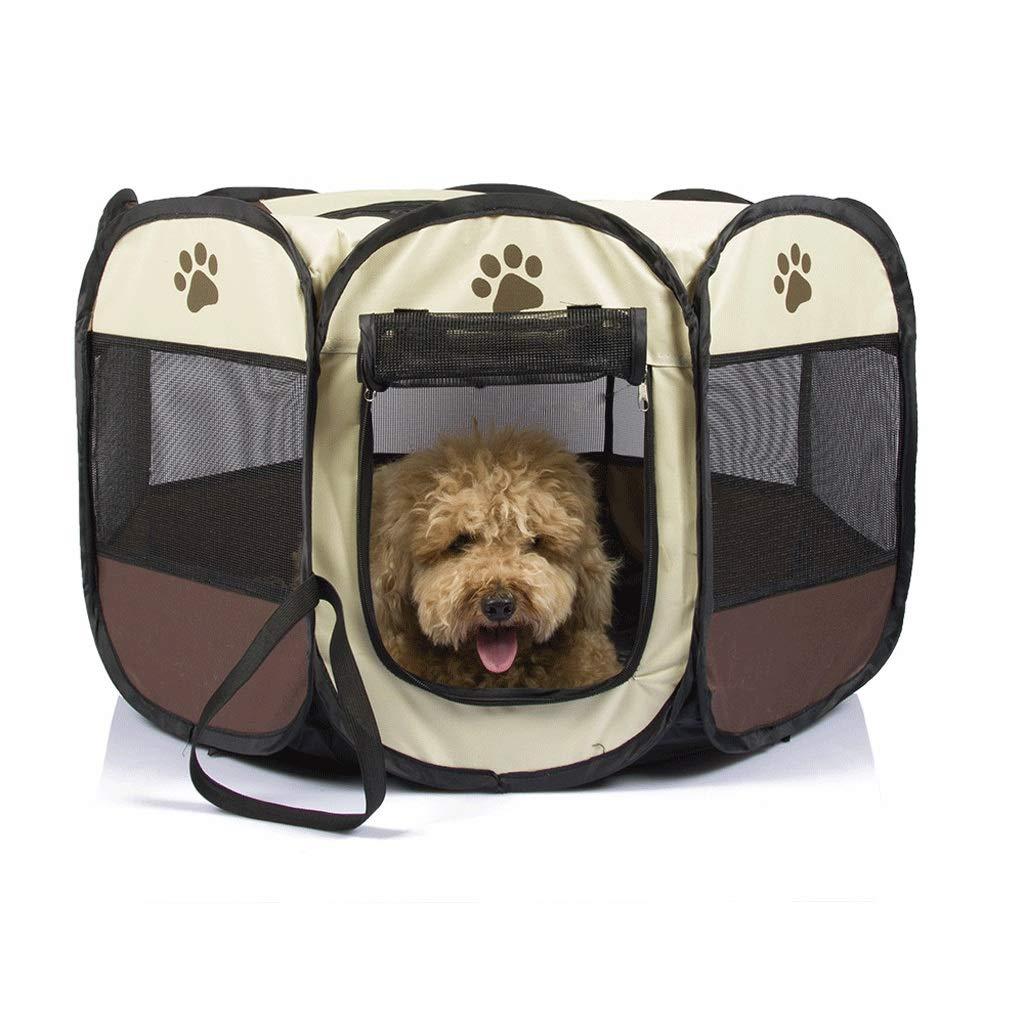 CWWLXP Cachorro de Tela portátil de Oxford para Perros, Gatos ...