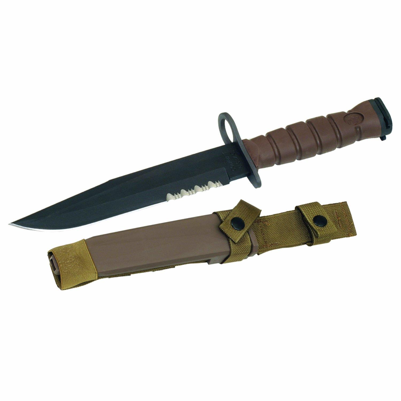 Ontario 6504 OKC3S Marine Bayonet (Brown)