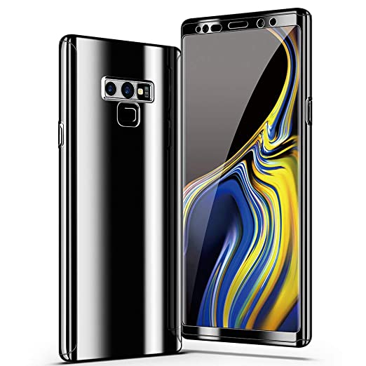 Case for Sumsung Galaxy Note 9 Super Slim 360 Degree Full Body Protection 3 in 1