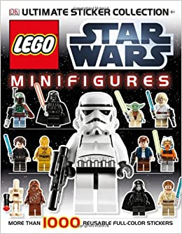 Ultimate Sticker Collection: LEGO Star Wars: Minifigures (Ultimate