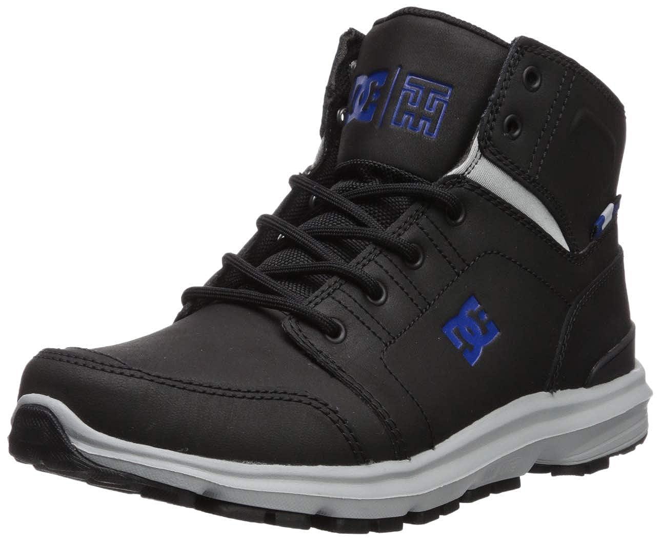 fde637451f5 Amazon.com: DC Shoes Mens Shoes Torstein Lace-Up Leather Boots Admb700008:  Shoes