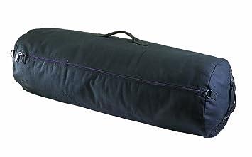 161433f6ae18 Texsport Zipper Canvas Duffle Duffel Roll Travel Sports Equipment Bag