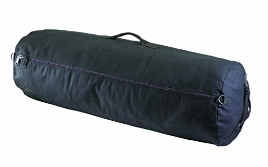 Amazon.com: Texsport Zipper Canvas Duffle Duffel Roll Travel ...