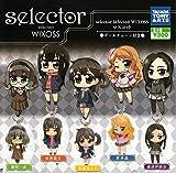 selector infected WIXOSS mascot all five Mini