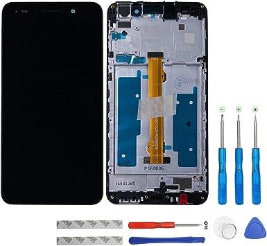 Swark - Pantalla LCD compatible con Huawei Y6 II 2/Honor 5A CAM ...