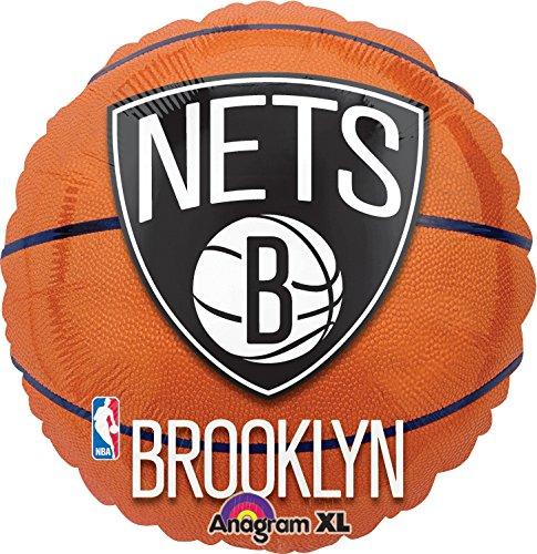 Anagram internacional Brooklyn Nets baloncesto soporte de globos ...