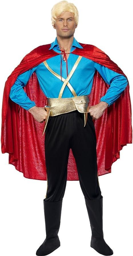 Desconocido Disfraz de Flash Gordon para hombre: Amazon.es ...