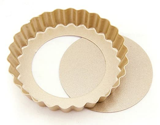 Cami - Molde para tartas (Tartelette Gateau Flan Quiche Mini ...