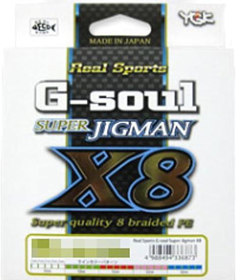 よつあみ G-soulスーパージグマンX8 200mの画像