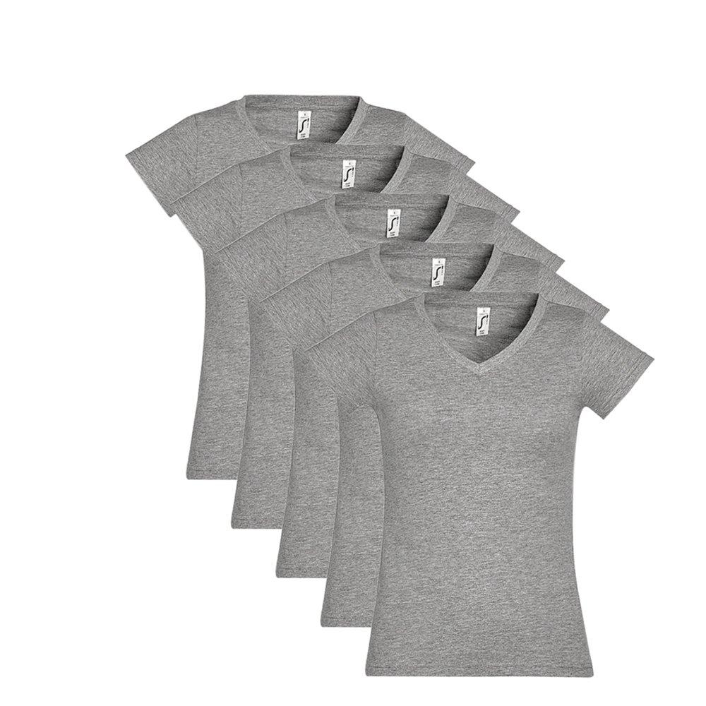SOLS T-Shirt - Basic - Donna