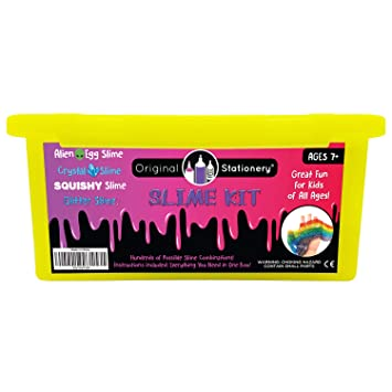 Amazon Slime Kit Supplies For Girls And Boys Ages 7 Science