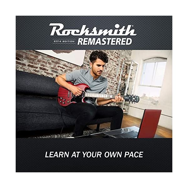Rocksmith 2014 Edition Remastered - Xbox One Standard Edition 4