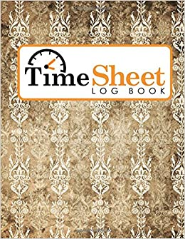 time sheet log book employee time in and out sheet timekeeping